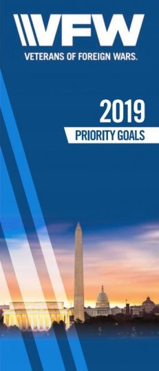 2019 Priority Goals Cover