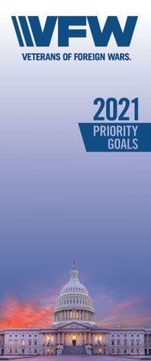 2021 Priority Goals