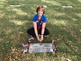Betty_Charles_Evering_gravesite