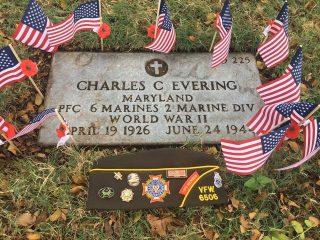 Charles_Evering_gravesite