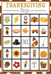 thanksigivng-bingo