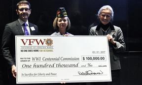 WWI donation